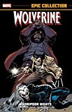 Wolverine Epic Collection: Madripoor Nights