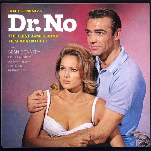 Original album cover of Dr. No by James Bond - OST
