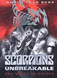 Scorpions: Unbreakable World Tour 2004 [DVD] [2002]