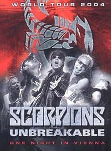 Scorpions : Unbreakable - One Night In Vienna (World Tour 2004)