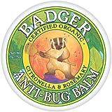 Badger - - Anti Bug Balm, .75 Oz Cream