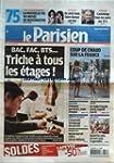 PARISIEN (LE) [No 20775] du 28/06/201...