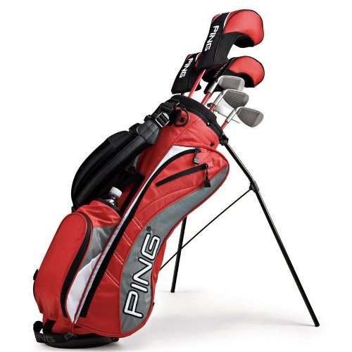 Ping Moxie I Complete Golf Sets, Right, 10-11 years (Ping Golf Clubs Irons compare prices)