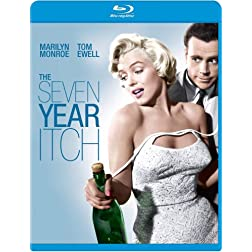 The Seven Year Itch [Blu-ray]