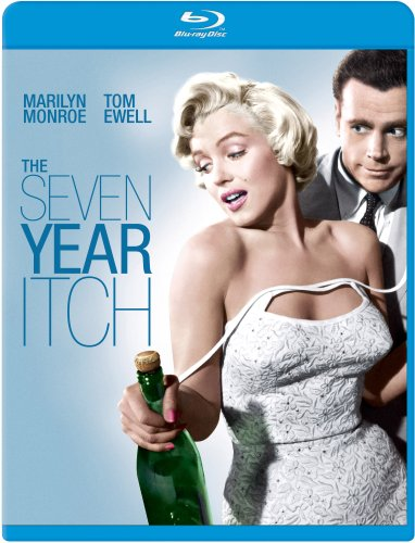 Cover art for  The Seven Year Itch [Blu-ray]