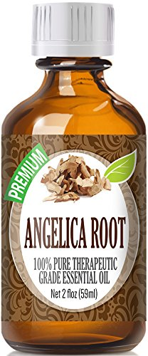 Angelica Root (60ml) 100% Pure, Best Therapeutic Grade Essential Oil - 60ml / 2 (oz) Ounces