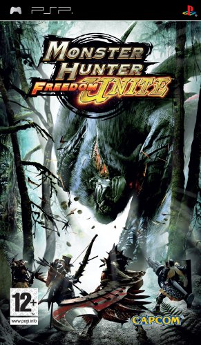 Monster Hunter: Freedom Unite - PSP (Monster Hunters Freedom Unite compare prices)