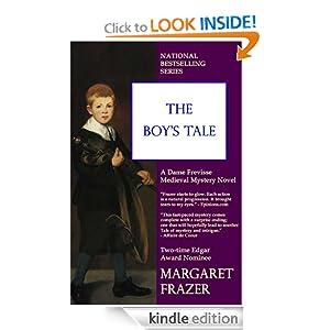 The Boy's Tale (Sister Frevisse Medieval Mysteries) Margaret Frazer
