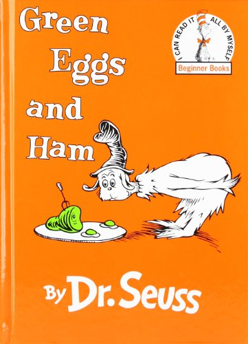 Image of Green Eggs and Ham (I Can Read It All by Myself)