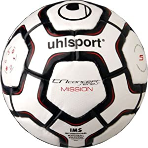 UHL Sport TC Mission Footballs
