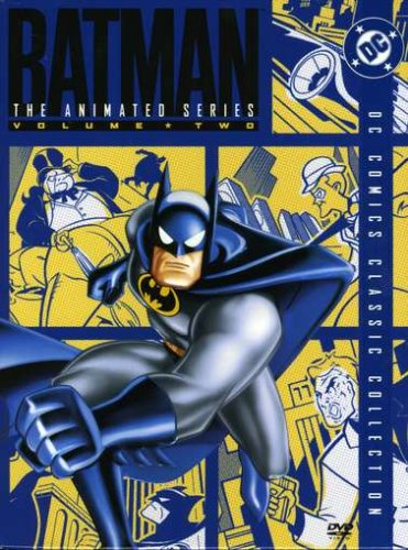 Batman The Animated Series Volume Two Dc Comics Classic Collection by Warner Home Video