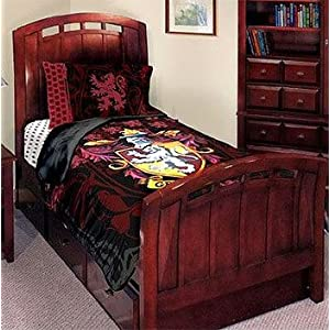 Harry Potter Gryffindor House Twin Bedding Comforter