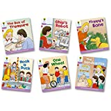 Oxford Reading Tree Stage 1+: More First Sentences B: Pack of 6