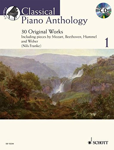 Classical Piano Anthology: 30 Original Works 1. Klavier