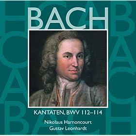 """Cantata No.112 Der Herr ist mein getreuer Hirt BWV112 : II Aria - """"Zum reinen Wasser er mich weist"""" [Counter-Tenor]"""