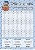 School sujets Wordsearch Par Sarah Edwards Format A4...