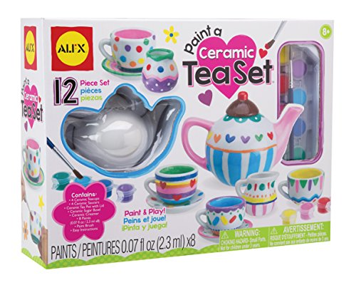 Alex Toys ALEX Toys Craft Paint A Ceramic Tea Set