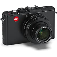 Leica D-LUX 6 Digital Camera Black from Leica