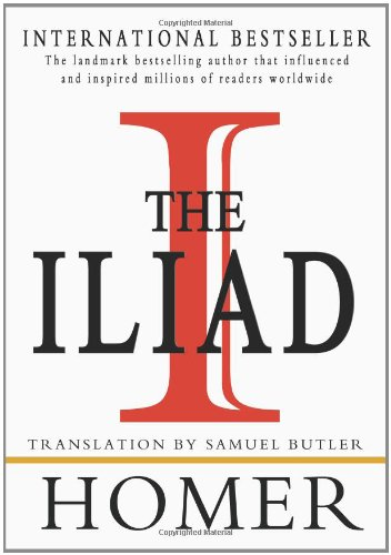 Cover of The Iliad