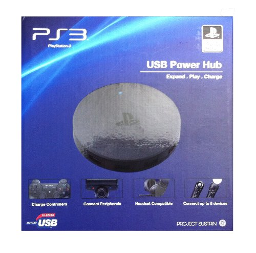 Ps3 Usb Power Hub