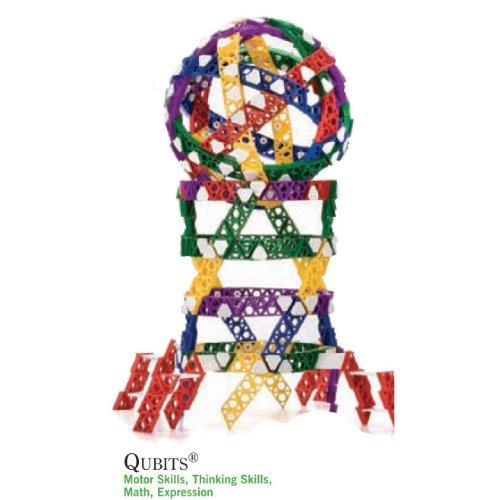 Qubits Construction Kit - 160 Pieces