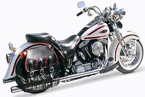 "Samson True Duals ""Rolled Edge Straight Cut"" Exhaust System - Chrome"