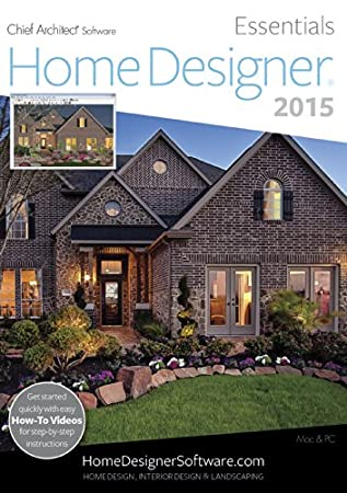Home Designer Essentials 2015 [Download]