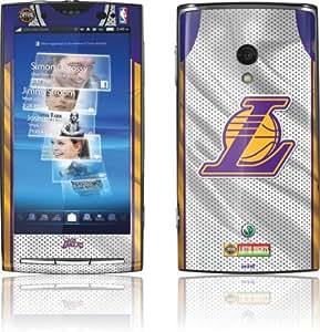 NBA - Noche Latina Jersey - Los Angeles Los Lakers - Sony Ericsson Xperia X10 - Skinit Skin