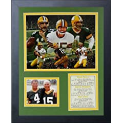 Legends Never Die Green Bay Packers QB