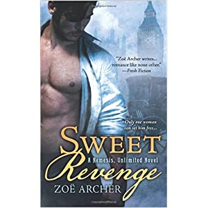 Sweet Revenge by Zoe Archer