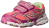 Saucony Baby Girls' Baby Catalyst HL (Inf/Tod)