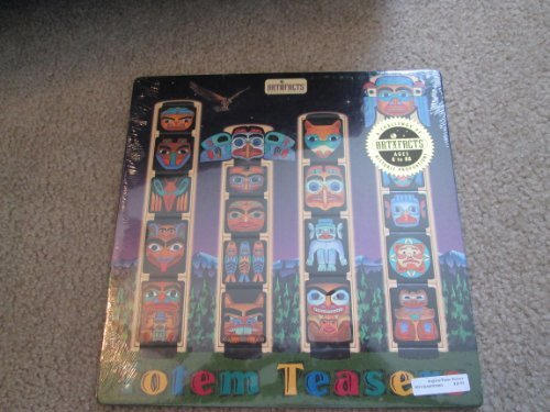 Artifacts Totem Teasers 18 Piece Puzzle