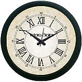 MeSleep Victoria Vintage Wall Clock (With Glass)