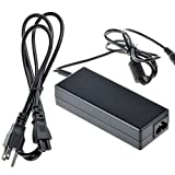 Antoble AC Adapter Charger Cable Cord for Sony KDL-48W600B KDL-40W600B KDL48W600B KDL40W600B Smart LED HD TV Power Supply
