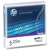 10-Pack HP LTO 6 Ultrium C7976A (2.5/6.25 TB) Data Cartridge
