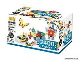 LaQ ベーシック 2400 カラーズ