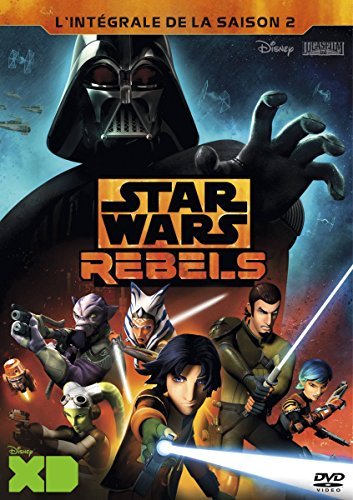 Coffret star wars rebels, saison 2 [Edizione: Francia]