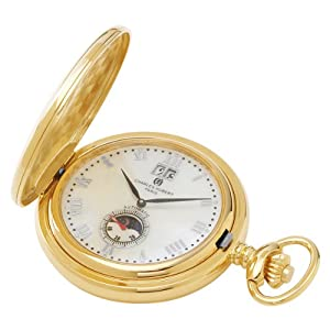 charles hubert gold plated automatic