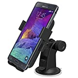 iOttie One Touch XL Windshield Dashboard Car Mount Holder for Amazon Fire Phone and iPhone 6 Plus (5.5), Galaxy S5/S4/Note4/Note3 (HLCRIO101)