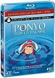 echange, troc Ponyo sur la falaise, combo Blu-ray et DVD [Blu-ray]