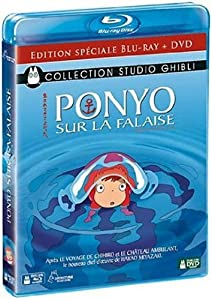 Ponyo sur la falaise [Combo Blu-ray + DVD]