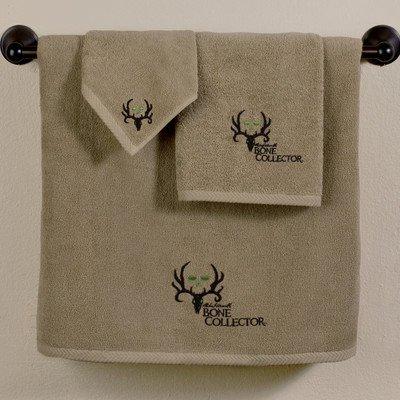 Bone Collector Bath Towel front-9510