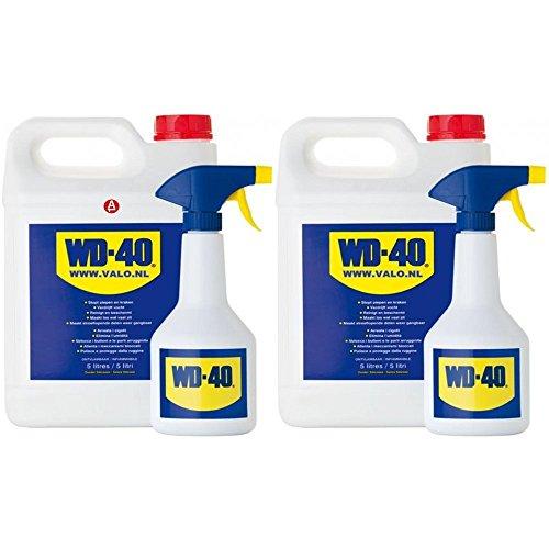 2-x-44506-wd40-multi-purpose-lubricant-5ltr-dispenser-10-litre-in-total