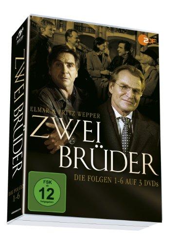 Zwei Brüder - Folge 01-06 auf 3 DVDs!