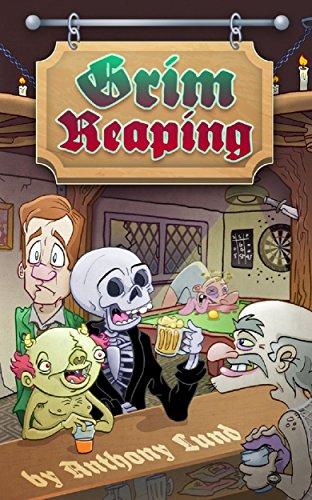 Free Kindle Book : Grim Reaping (The Grim Reaper Series Book 1)