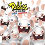 Rabbids Invasion 2015 Wall Calendar