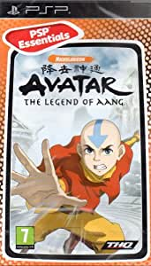 Avatar the Legend of Aang (Sony PSP)