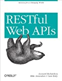 img - for RESTful Web APIs book / textbook / text book
