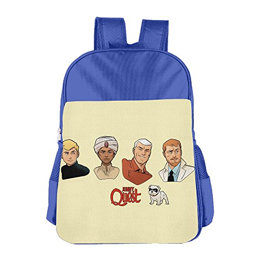 E-Earn Jonny Quest Team Kids' Backpack School Bags (Jonny Quest Action Figure compare prices)