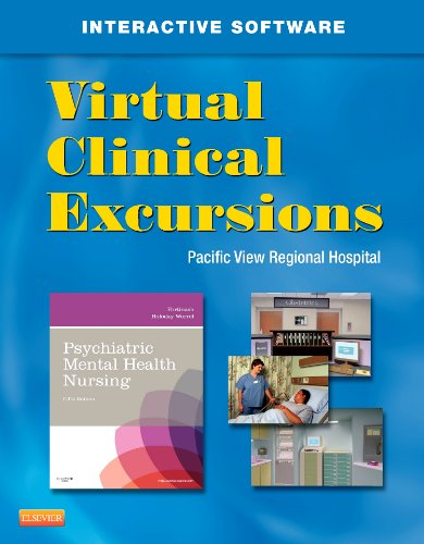 Virtual Clinical Excursions 3.0 for Psychiatric Mental...